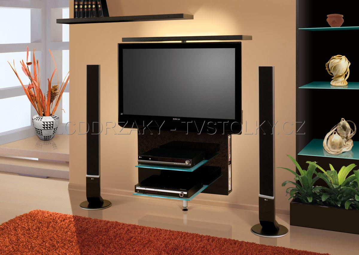 Televizní stojan Vario black
