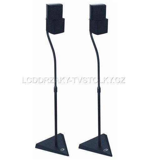 Podlahové stojany na repro BT 11 (černá) pár